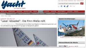 <b>YACHT - Die Finn-Welle rollt</b>