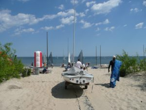 <b>Finn World Masters 2014 - Sopot - Poland -PreRace days</b>