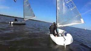 <b>Finn Team Steinhuder Meer - Training  - 31.05.2014 - waren es 3-4 bft ?</b>