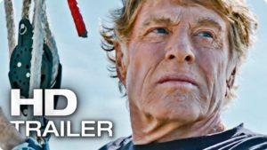 <b>ALL IS LOST Offizieller Trailer Deutsch German | 2014 Robert Redford</b>