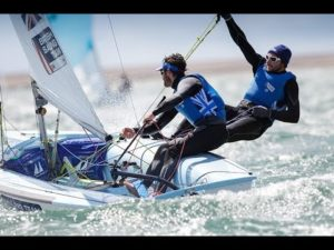 <b>Counting Stars - The British Sailing Team countdown to Rio 2016...</b>