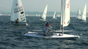 <b>ISAF Sailing World Championship - Santander  -  8.- 21. Sept. 2014</b>