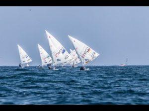 <b>ISAF Sailing World Championships  - Santander - Tag 2</b>