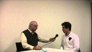 <b>Vorgeführt - 49er-Segler Thomas Plößel in einem Interview der besonderen Art </b>