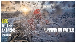 <b>Running on Water  -  Volvo Ocean Race 2014-15</b>