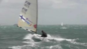 <b>Windy Finn training in Weymouth 2014</b>