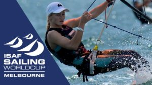 <b>2014 ISAF Sailing World Cup - Melbourne - Day 3 Highlights</b>