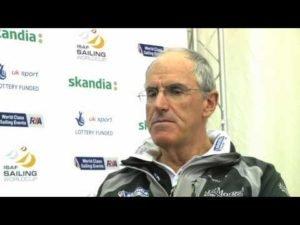 <b>Erfolgstrainer David Sid Howlett (Finnsegler) wird 2015 DSV-Cheftrainer</b>