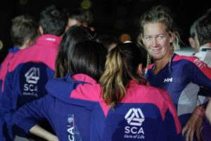 <b>The Girls are in Town   Volvo Ocean Race 2014-15</b>