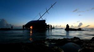 Volvo Ocean Race  2014-15 – Bergung der Vestas Wind
