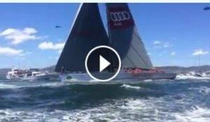 <b>Sydney Hobart Race - Wild Oats siegt zum 8. Mal.</b>
