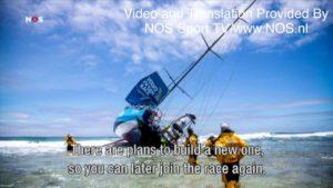 <b>Wouter Verbraak - Video nach der  Vestas Strandung 2014</b>