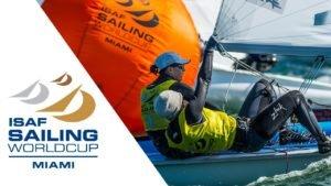<b>ISAF Sailing World Cup Miami - Day 2 Highlights</b>