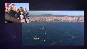 Barcelona World Race 2015 – Regatta-Start