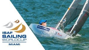 <b>ISAF Sailing World Cup - 2015 - Miami - Day 5</b>