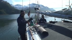 Mit der Freydis in Alaska 2007