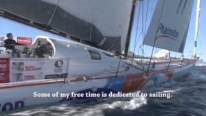 <b>Week 05 - South Atlantic and Indian Ocean - Barcelona World Race 2015</b>