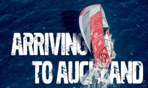 <b>Auckland Live Arrivals | Volvo Ocean Race 2014-15</b>