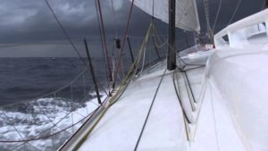 <b>Day 57 - Daily highlights - Barcelona World Race 2015</b>