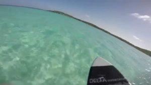 <b>HydroFoiling Fun Kiteboarding in Antigua</b>