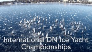 International DN Ice Yacht C...
