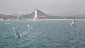 <b>Leg 4 Start Highlights | Volvo Ocean Race 2014-15</b>