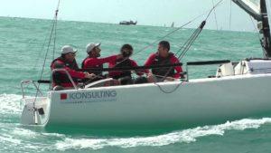 <b>Quantum Key West Race Week - Calvi Network - Highlights</b>
