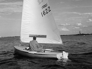 <b>80er Jahre - Kieler Förde - Taylor Finn</b>