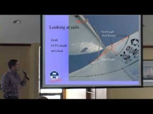 <b>Tuning Beyond the Guide Part 1 - 2012 -  Looking at the Sails</b>