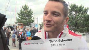 <b>Audi Sailing Experience Highlights mit Kai Pflaume, Veronica Ferres, Ralf Möller, u.a.</b>