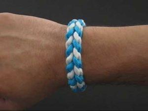 <b>River Bar Armband - nicht nur für Segler</b>