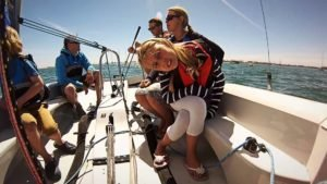 <b>Volvo Sailing Academy - Get out on the water this summer! - 2014</b>