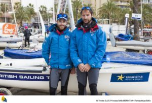 <b>Luke Patience (470er) - There is no reason why we couldn't win the Sofia IBEROSTAR - 2015</b>