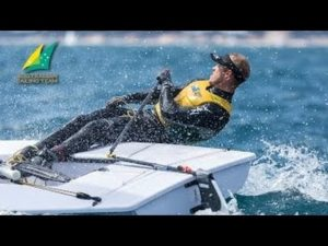 <b>ISAF Sailing World Cup Hyeres 2015 - The Australian Sailing Team</b>