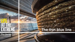 <b>Regatta - extrem - Folge 29 - 'The thin blue line' | Volvo Ocean Regatta 2014-15</b>