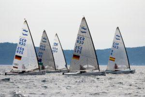 <b>Regatta - Finn Europameisterschaft 2015 - Tag 2 - Update</b>