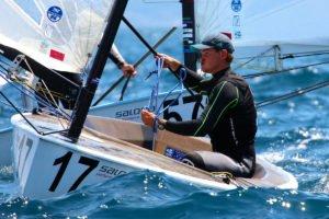 <b>Finn-EM 2015 -  Split - Tag 3 - Kistanov führt, während Karpak die 4. Wettfahrt gewinnt - Update</b>