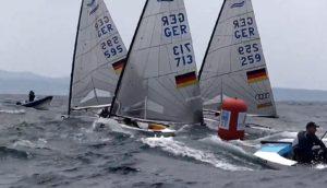 <b>Regatta - Finn EM 2015 - Split - Tag 4 - Starkwind-Videos</b>