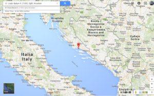 <b>Finn Europeans - Split - Croatia - 9. - 17. Mai 2015</b>
