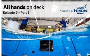 Regatta: Vestas Wind – bald wieder unter Segeln