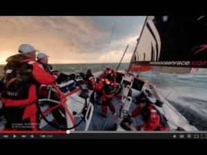 <b>Volvo Ocean Race - Newport - The Beat</b>