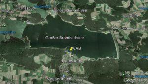 <b>Einhandregatta Brombachsee - 30./31. Mai 2015</b>