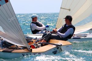 Regatta – Finn Junor World Cup in Valencia eröffnet