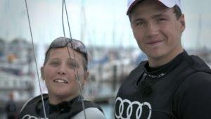 <b>Kieler Woche 2015 - Die Olympiastory mit Paul Kohlhoff und Carolina Werner</b>