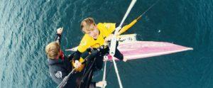 <b>Nick Jacobsens 30m Abu Dhabi Mast-Sprung</b>