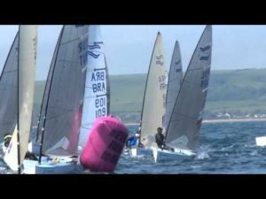 <b>Sail for Gold 2015 - Weymouth - Finn Race 4, 5 u. 6</b>