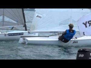 <b>Sail for Gold - Weymouth 2015 - Finaltag</b>