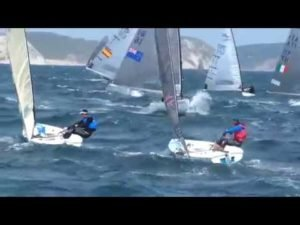 <b>Sail for Gold - Weymouth 2015 - Tag 2</b>