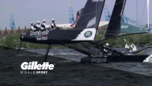 <b>Extreme Sailing - The importance of analytics</b>