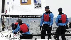 <b>Regatta - Travemünder Woche 2015 - Tag 2</b>